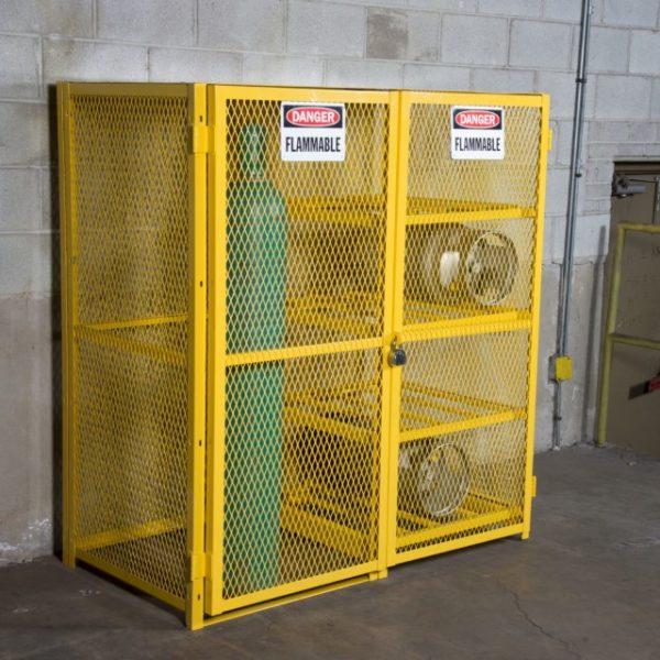 Gas Storage Cabinet