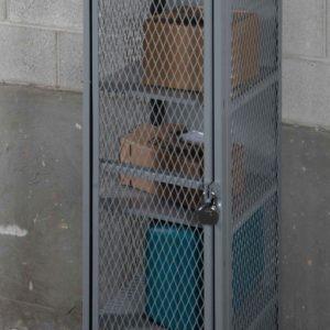 mesh locker
